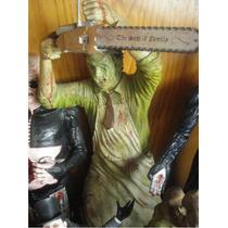Masacre En Texas / Figura De Leatherface 54 Cms Altura Vinyl