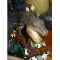 Dinosaurios / T-rex Armado Y Pintado A Mano