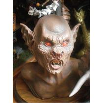Dracula Bram Stoker / Busto Vampiro Resina 15 Cms