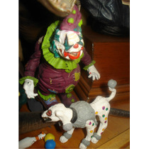Spawn / Figura De Payaso Con Perrito Coleccion Kiss Spawn