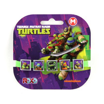 Teenage Mutant Ninja Turtles 5 Carácter Pulsera
