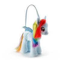 Peluches My Little Pony Rainbow Dash Pinkie Pie Bolsa Disfra