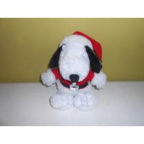 Peluche Snoopy Navideño Hallmark 24 Cms Suavecito