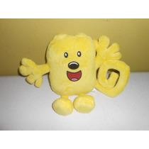Peluche Wow Wow Wubbzy Habla Discovery Kids 24x31 Cms