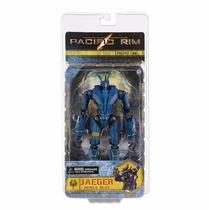 Pacific Rim Jaeger De Neca Romeo Blue Figura Nueva Y Cerrada
