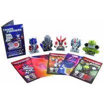 Transformers Altura - Figurines 5 Paquete Trf352 Primer Seri