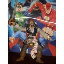 Jack Sparrows Los Piratas Del Caribe