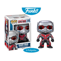 Giant Man Gigante Funko Pop Civil War Capitan America 3