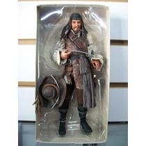 Capt. Teague Padre De Jack Sparrow Piratas Del Caribe Neca