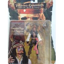 Piratas Del Caribe Jack Sparrow Cannibal King - Nuevo