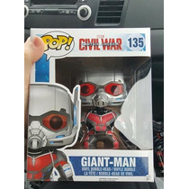 Pop Funko Giant Man Civil War Guerra Civil Hombre Gigante