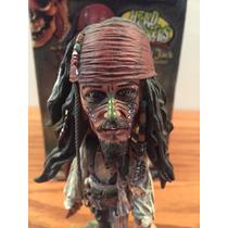 Figura Jack Sparrow Marca Neca Head Knockers Cannibal Jack