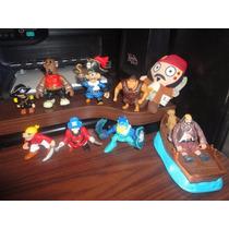 Lote Figuras De Piratas Varios Precio Es Por Todos