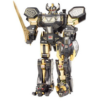 Power Rangers Limited Edition Negro Legado Megazord
