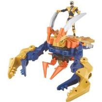 Figura Power Ranger Samurai Clawzord Acción