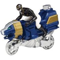 Ciclo De Power Rangers Megaforce Sea Lion Ranger Negro