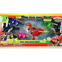 Power Ranger Dino Charge - Dino Charge Mega Pack Megazord