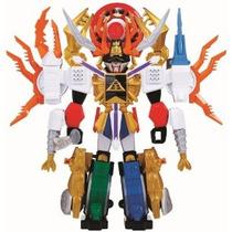 Power Rangers Samurai Megazord Deluxe Gigazord