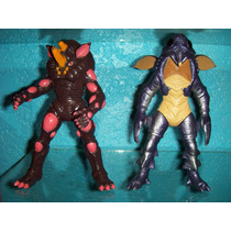 Power Rangers Guitardo Y Rhino Blaster Bandai Marvel Dc Tmnt