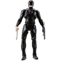 Muñeco Jada Robocop Black Negro Pelicula Nuevo Original