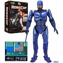 Neca Robocop Nes Version Nuevesito En Caja