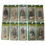Lord Of The Rings Serie De 10 Fig. Diferentes Serie 8vbc