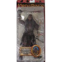 Señor De Anillos Hobbit Shagrat Uruk Hai Orc