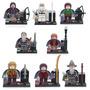 Set Sw1 El Señor De Los Anillos Lord Of Rings Minifiguras