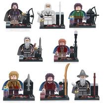 Set Sw1 El Señor De Los Anillos Lord Of Rings Tipo Lego