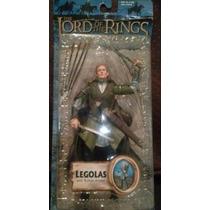 The Lord Of The Rings-legolas-el Senor De Los Anillos-17cm