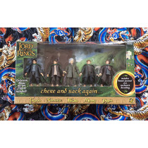 Señor De Anillos Hobbits Frodo, Bilbo, Sam, Merry, Pippin