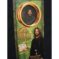 Sr Anillos / Aragorn 12 Pulgadas Toy Biz