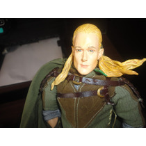 Toy Biz 12 1/6th Lord Of The Rings Return King Legolas