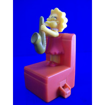 Lisa Los Simpsons Burger King