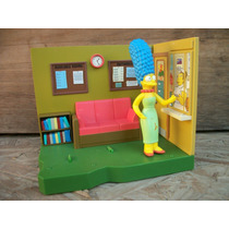 Tm.simpsons House Retired Diorama
