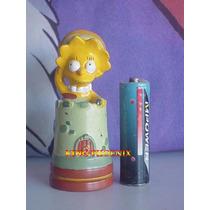 Lisa Pieza De Ajedrez Los Simpsons Fox