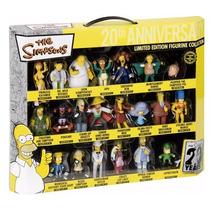 Figuras De Coleccion Los Simpson Edicion Limitada - Mundo 9