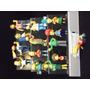 Los Simpsons Figuras De Accion Pvc 18 Pz 7-12cm Bart Homero