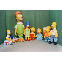 Simpson Homero Lote 7 Figura & Diorama P Compra Ve Descrip