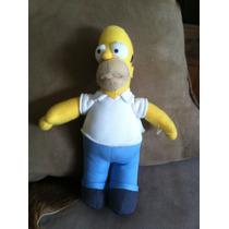 Homero Simpson Peluche