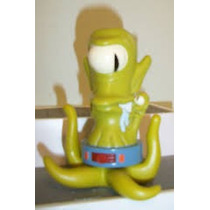 Los Simpsons Alien Burguer King Enciende Cinturon