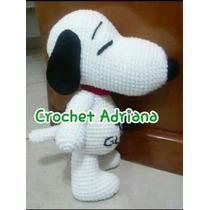 Snoopy Crochet Amigurumi