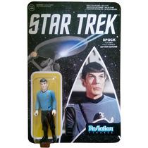 Spock Star Trek Reaction 3 3/4 Funko X Super 7