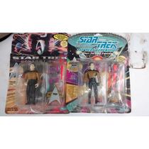Star Trek Lote De Figuras Blister Claritoys