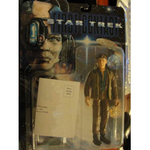 Figura Dr. Zefram Cochrane Star Trek First Contact