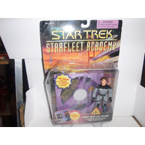 Dr.veneno Star Trek Starfleet Academy Cadete Jean Luc Picard