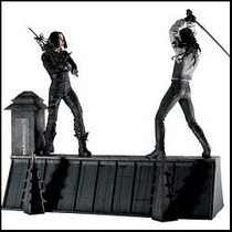 Set Del Cuervo Vs. Top Dollar; Por Neca Toys !!!