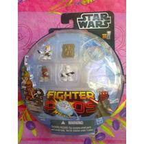 Star Wars Serie 1 Figuras Miniatura Fighter Pods Modelo 2