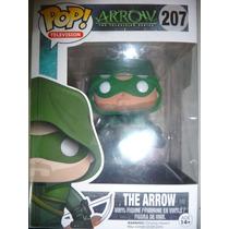 The Arrow Serie Tv Dc Comics Funko Pop