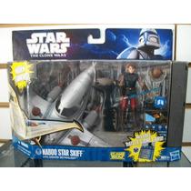 Naboo Star Skiff Star Wars Hasbro